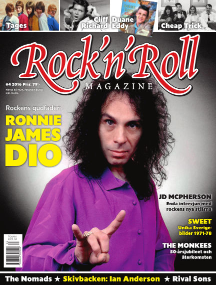 Rock'n'Roll Magazine June 21, 2016 00:00