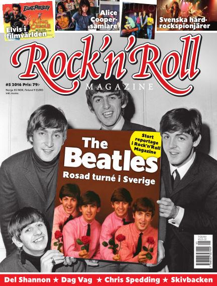 Rock'n'Roll Magazine August 16, 2016 00:00