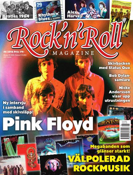 Rock'n'Roll Magazine October 18, 2016 00:00