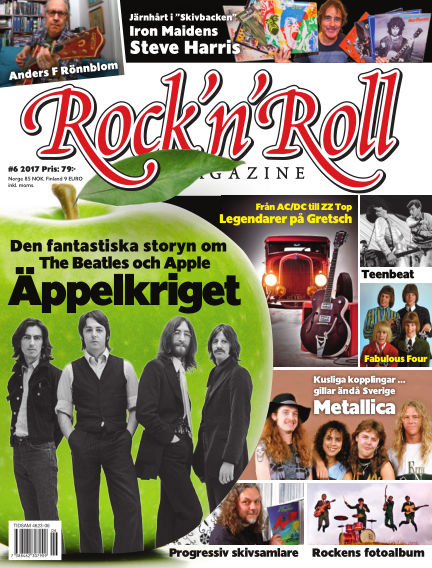 Rock'n'Roll Magazine October 17, 2017 00:00