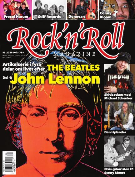 Rock'n'Roll Magazine March 13, 2018 00:00
