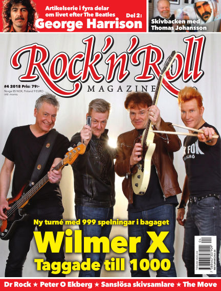 Rock'n'Roll Magazine May 01, 2018 00:00