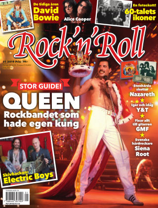 Rock'n'Roll Magazine 2018-12-11
