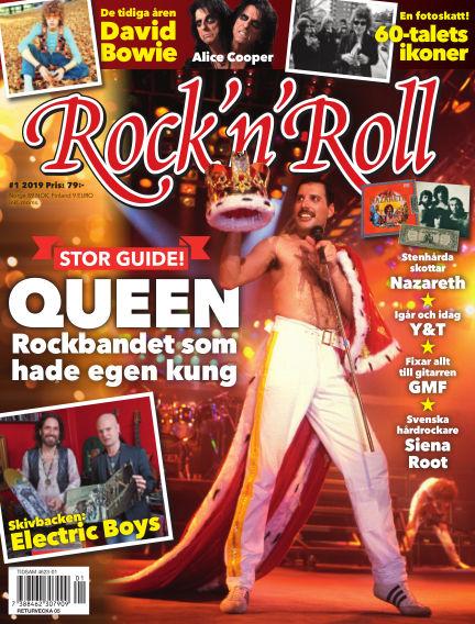 Rock'n'Roll Magazine December 11, 2018 00:00