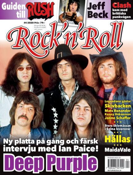 Rock'n'Roll Magazine April 28, 2020 00:00