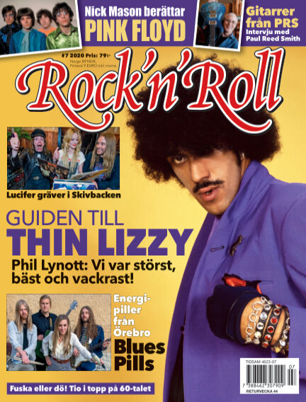 Rock'n'Roll Magazine September 15, 2020 00:00