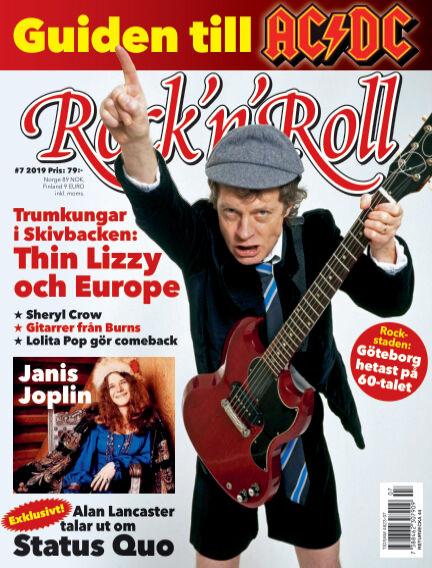 Rock'n'Roll Magazine September 17, 2019 00:00