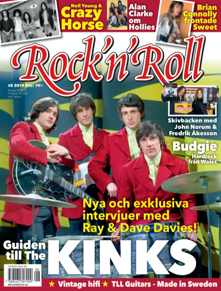 Rock'n'Roll Magazine October 29, 2019 00:00