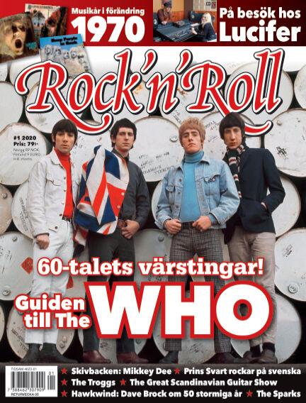 Rock'n'Roll Magazine December 10, 2019 00:00