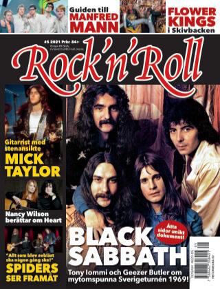 Rock'n'Roll Magazine 2021-06-08