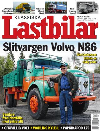 Klassiska Lastbilar 2016-03-15