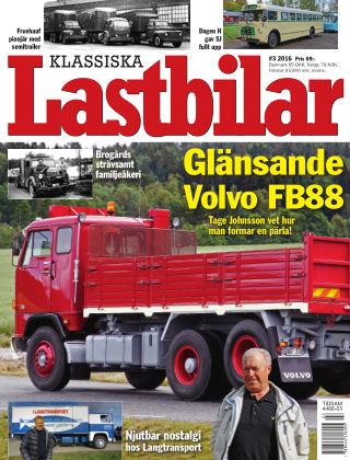 Klassiska Lastbilar 2016-05-03