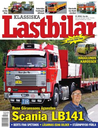 Klassiska Lastbilar 2016-01-26
