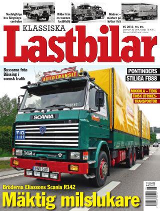 Klassiska Lastbilar 2016-08-02