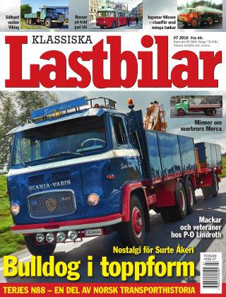 Klassiska Lastbilar 2016-11-01
