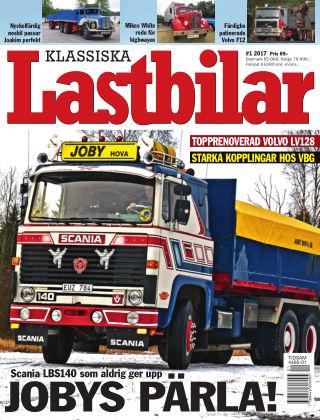 Klassiska Lastbilar 2017-02-01