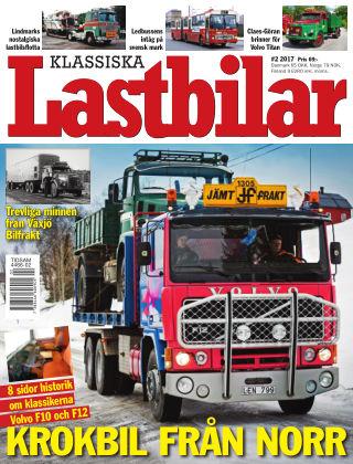 Klassiska Lastbilar 2017-03-14