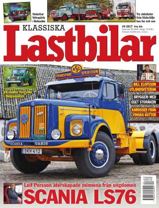 Klassiska Lastbilar 2017-06-20