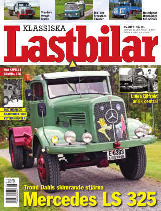 Klassiska Lastbilar 2017-08-01