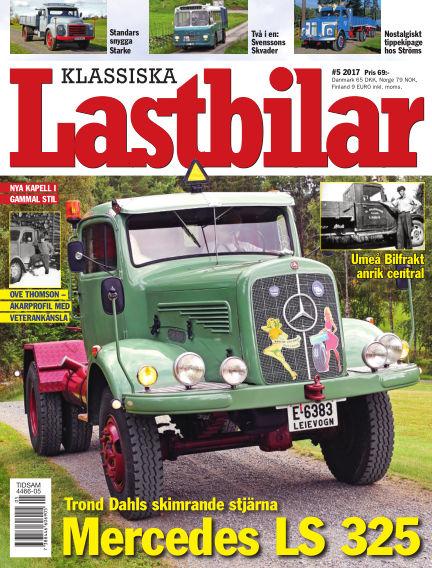 Klassiska Lastbilar August 01, 2017 00:00