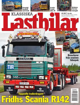 Klassiska Lastbilar 2017-09-12