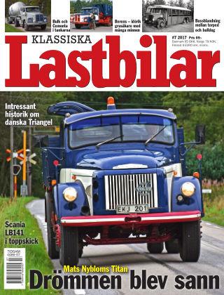 Klassiska Lastbilar 7