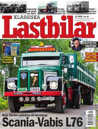 Klassiska Lastbilar 2018-01-16