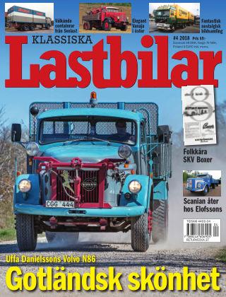 Klassiska Lastbilar 2018-05-22