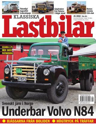 Klassiska Lastbilar 2018-07-03