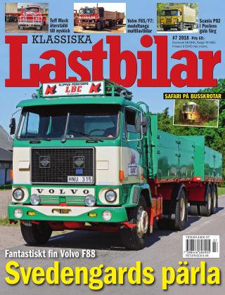 Klassiska Lastbilar 2018-09-25