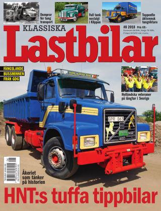 Klassiska Lastbilar 2018-10-30
