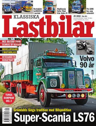 Klassiska Lastbilar 2018-12-11