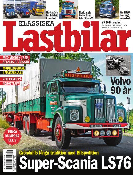 Klassiska Lastbilar December 11, 2018 00:00
