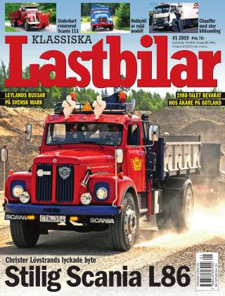 Klassiska Lastbilar 2019-01-22