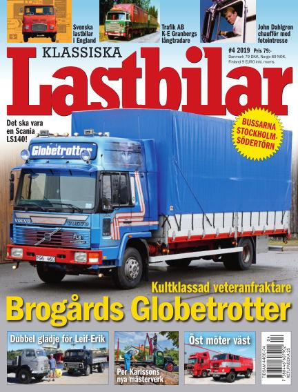 Klassiska Lastbilar May 14, 2019 00:00