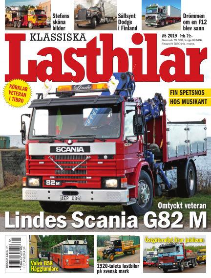 Klassiska Lastbilar June 18, 2019 00:00