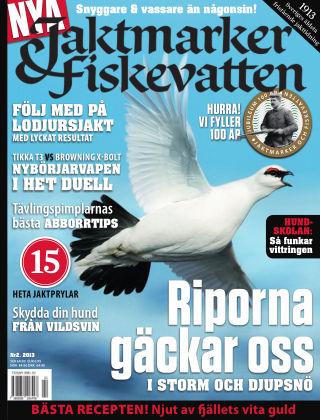 Jaktmarker & Fiskevatten 2013-01-31