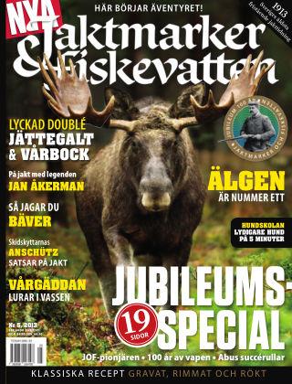Jaktmarker & Fiskevatten 2013-04-25