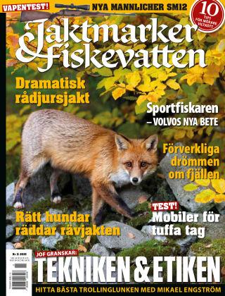 Jaktmarker & Fiskevatten 2015-10-13