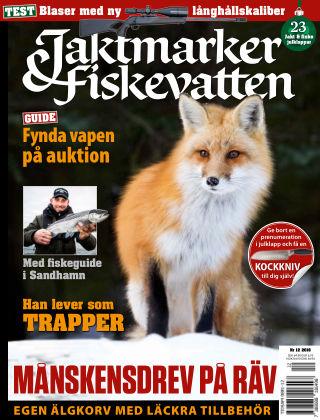 Jaktmarker & Fiskevatten 2016-11-25