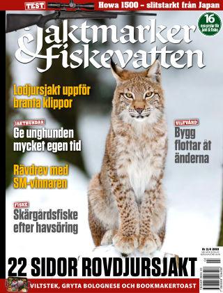Jaktmarker & Fiskevatten 2018-02-27