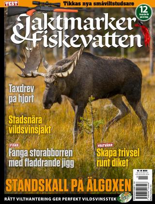 Jaktmarker & Fiskevatten 2018-09-25