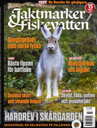 Jaktmarker & Fiskevatten 2018-10-25