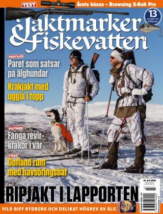 Jaktmarker & Fiskevatten 2019-02-25