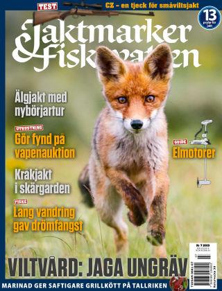 Jaktmarker & Fiskevatten 2019-06-26