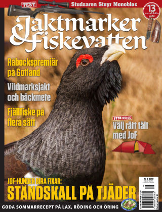 Jaktmarker & Fiskevatten 2019-07-24