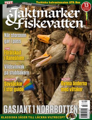 Jaktmarker & Fiskevatten 2019-08-21