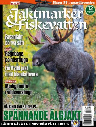 Jaktmarker & Fiskevatten 2019-09-26