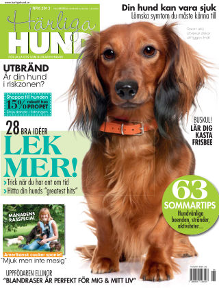 Härliga Hund 2013-05-23