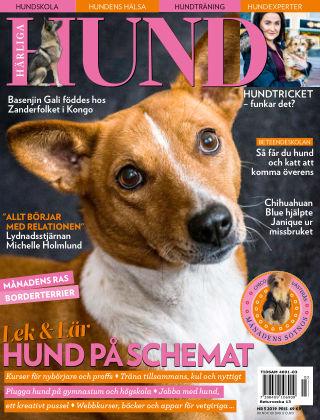 Härliga Hund 2019-02-26